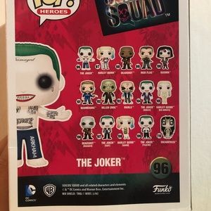 Selling!! Joker Funko Pop Figurine!!